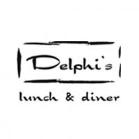 Delphi's Lunch en Diner